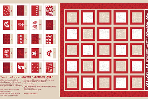 WIMSR- Red Advent Calendar