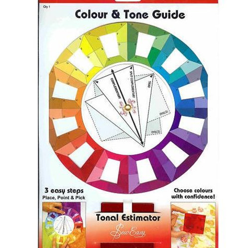 SewEasy - Colour Tone Guide