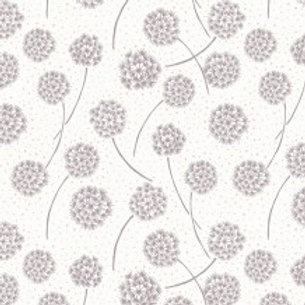 Make Another Wish- Dark blush Dandelions
