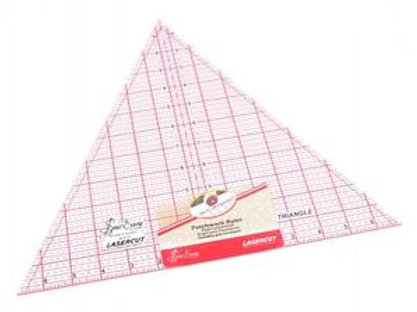 "SewEasy - Patchwork Ruler - 12"" x 13 1/2"" 60°"