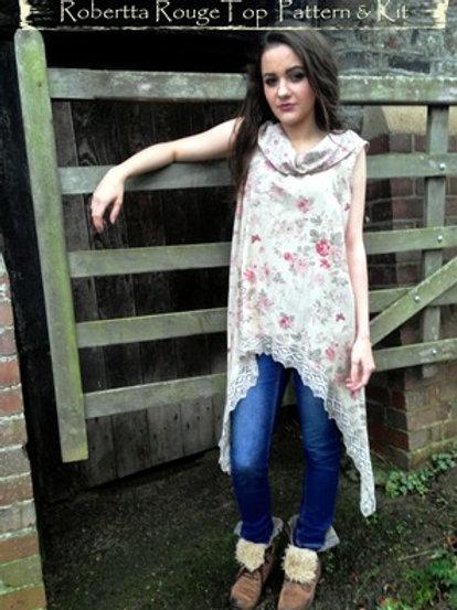 Lea Lu - Robertta dress pattern