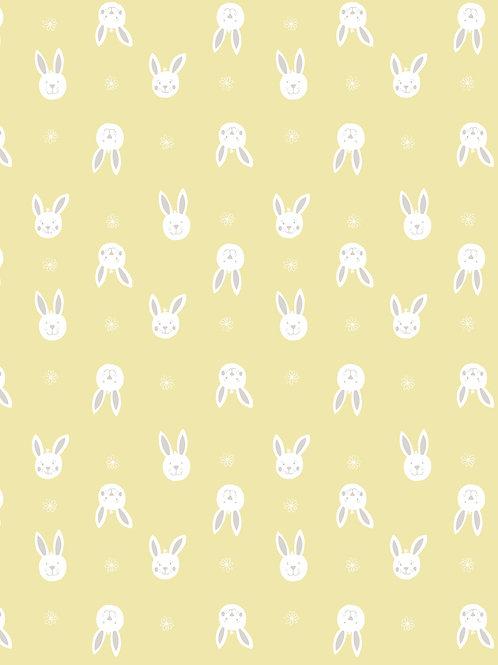 Bunny Garden A150.3 Leo bunny on green
