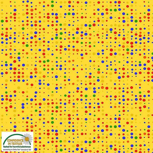 Stof - Colour Fun - 4512-322