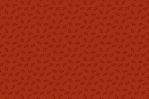 Makower - Bijoux - Bouquet - Crimson - 2/8701E