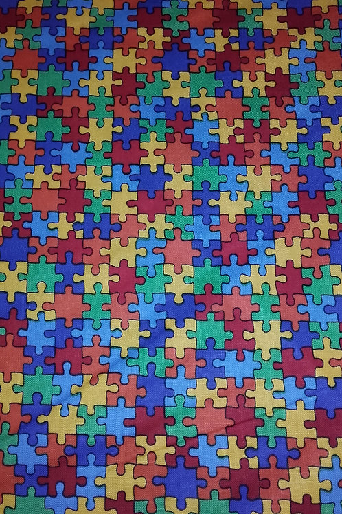 Timeless Treasures Puzzle C1653