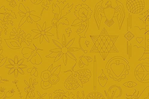 Sun Prints 2020 - Embroidery 9256Y Yarrow