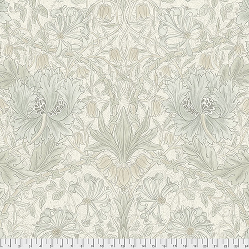 Pure Honeysuckle and Tulip IVORY - Mineral- Morris and Co