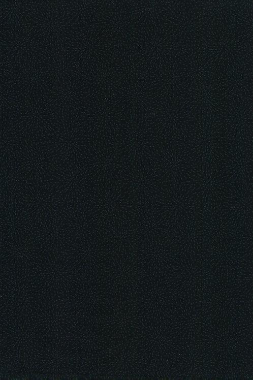 Timeless Treasures - Hue - Black C8471