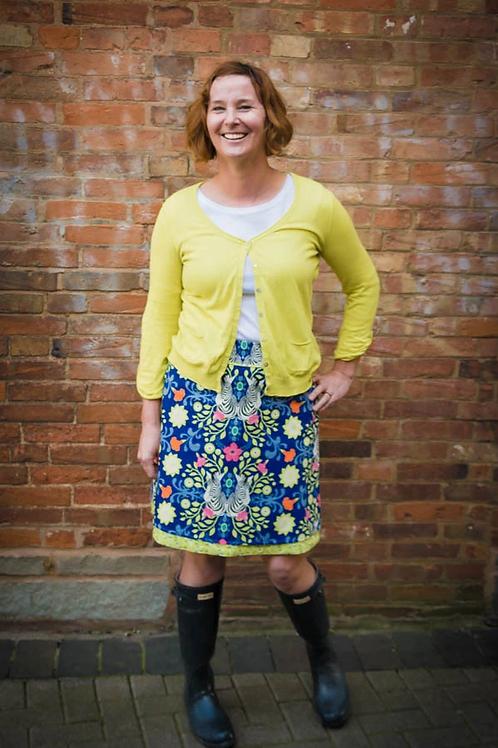 Viola skirt - SewMeSomething pattern
