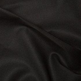 100% Cotton Canvas - 150cm Wide - Black C6403