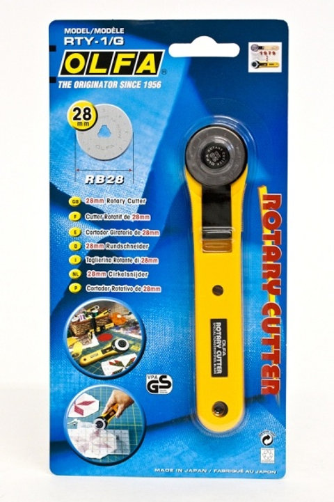 OLFA - Rotary Cutter - 28mm
