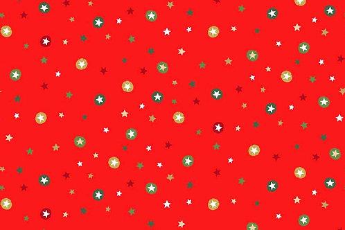 1802-R  MX Stars Red