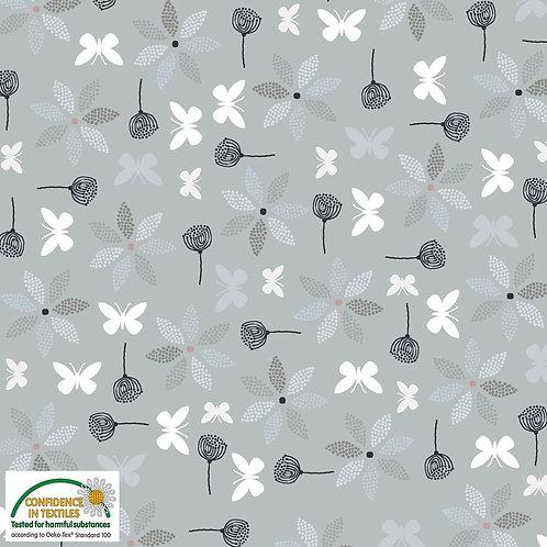 Stof - Hollies Flowers - 4500-573