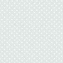 Cloud White Asterisks, Pale grey 9297B Makower Essentials
