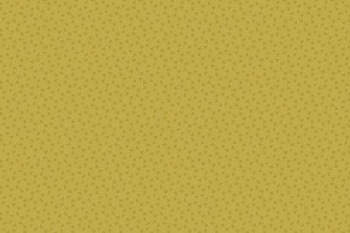 Makower - Bijoux - Clover - Mustard - 2/8700YG