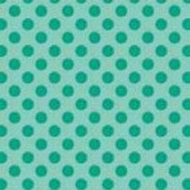 1811-T  Polka Dot Turquoise