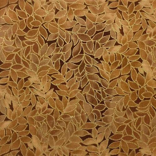 Blank Quilting - Honeystone Hill - W/ Metallic Cedar BLM3795-35