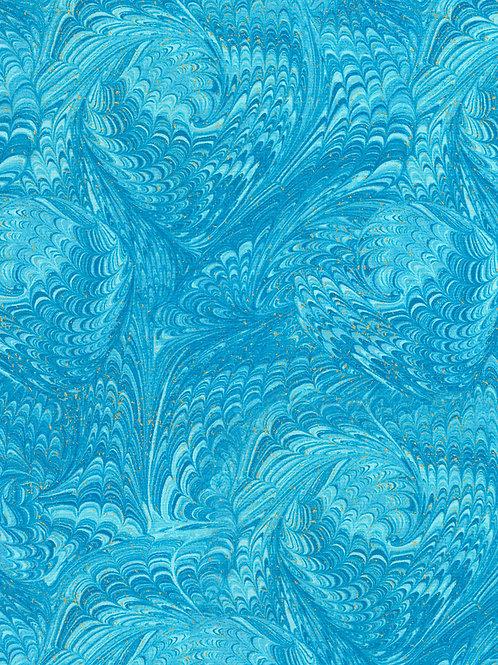 Timeless Treausres - Enchant Marble  - Aqua - CM5879