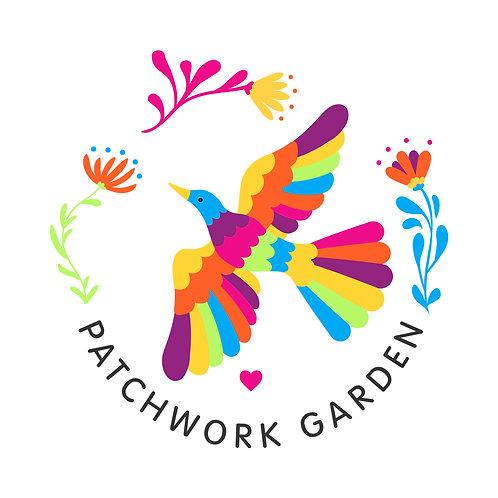 £10 VOUCHER - Patchwork Garden