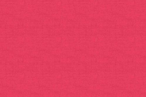 Makower Linen Texture Fuchsia P6
