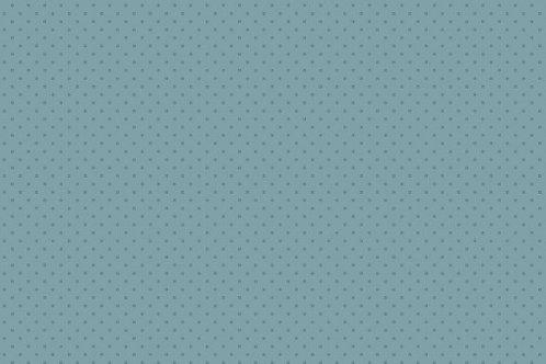 Makower - Bijoux - Square Dot - Celeste - 2/8702B