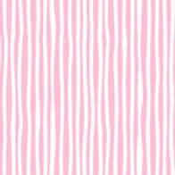 Clothworks - Baby Gone Wild Pink Stripe