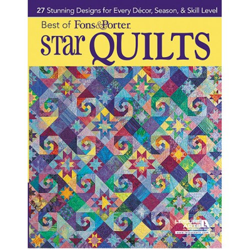 Fons & Porter - Star Quilts