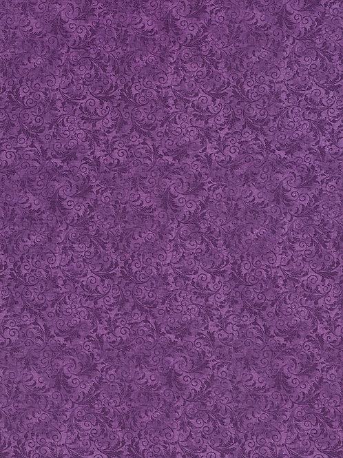Timeless Treausres - Echo - Tonal Filigree - Purple - C5500