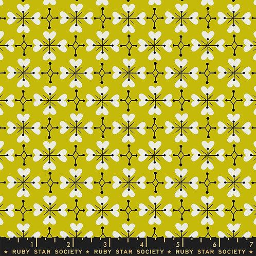 PREORDER Smol - RS3018 15 Coeur de Fleur Pistachio- Ruby Star Society