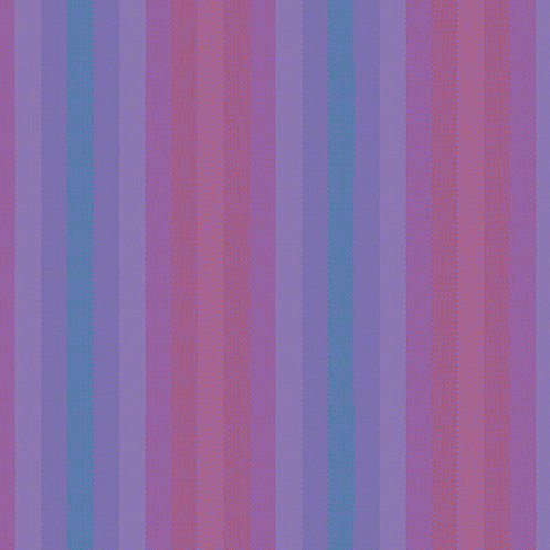 9540 Thistle - Kaleidoscope Stripes and Plaids