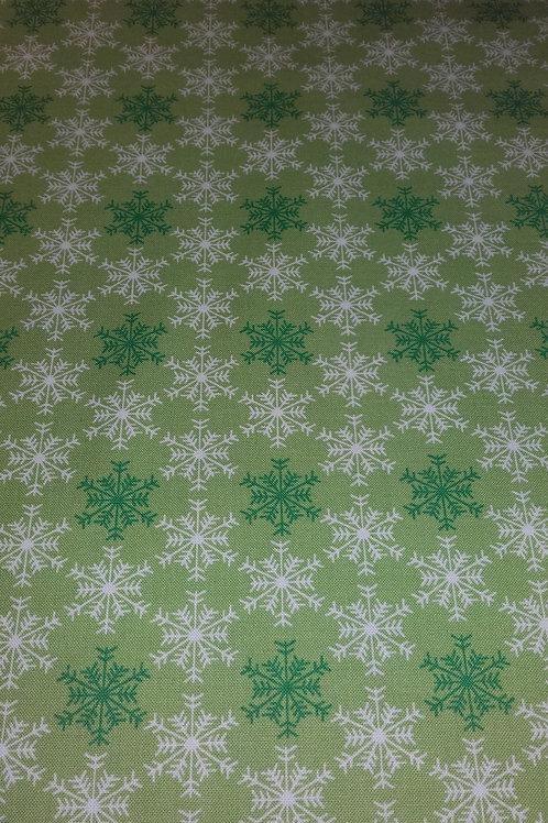 Benartex - Snowflakes - 3661