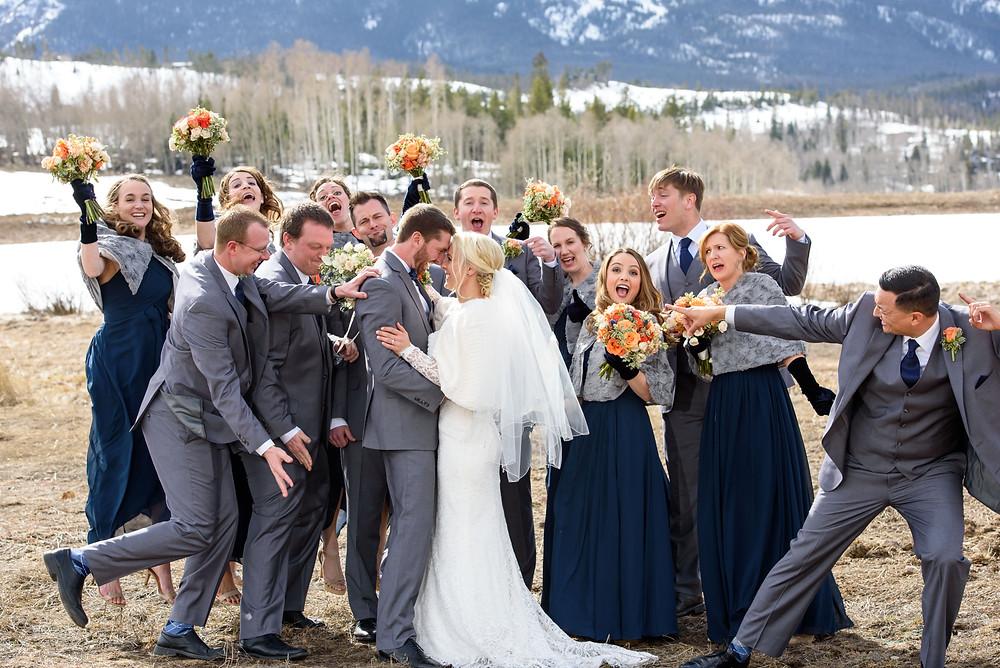 Silverthorne Wedding