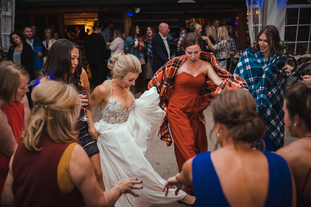 Keystone Wedding Planner - Wedding Reception