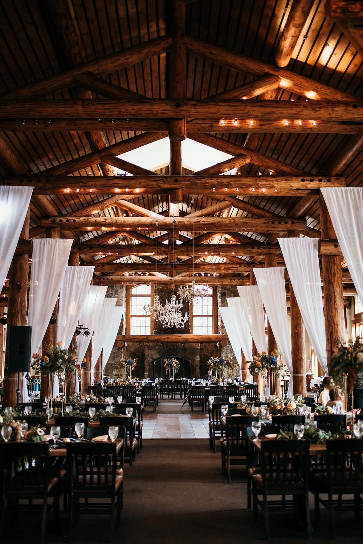 Keystone Wedding Planner - Timber Ridge Wedding - Wedding Reception