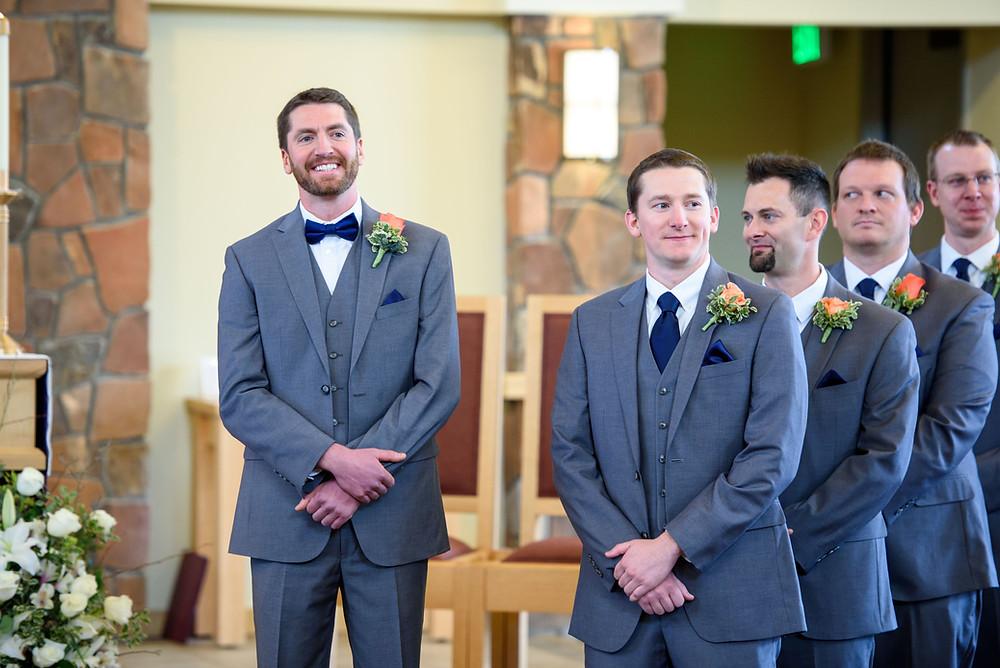Wedding Ceremony, Groom