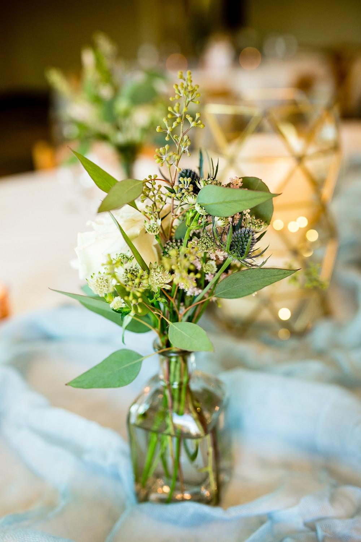 Breckenridge Wedding Planner - The Lodge at Breckenridge Wedding - Centerpiece