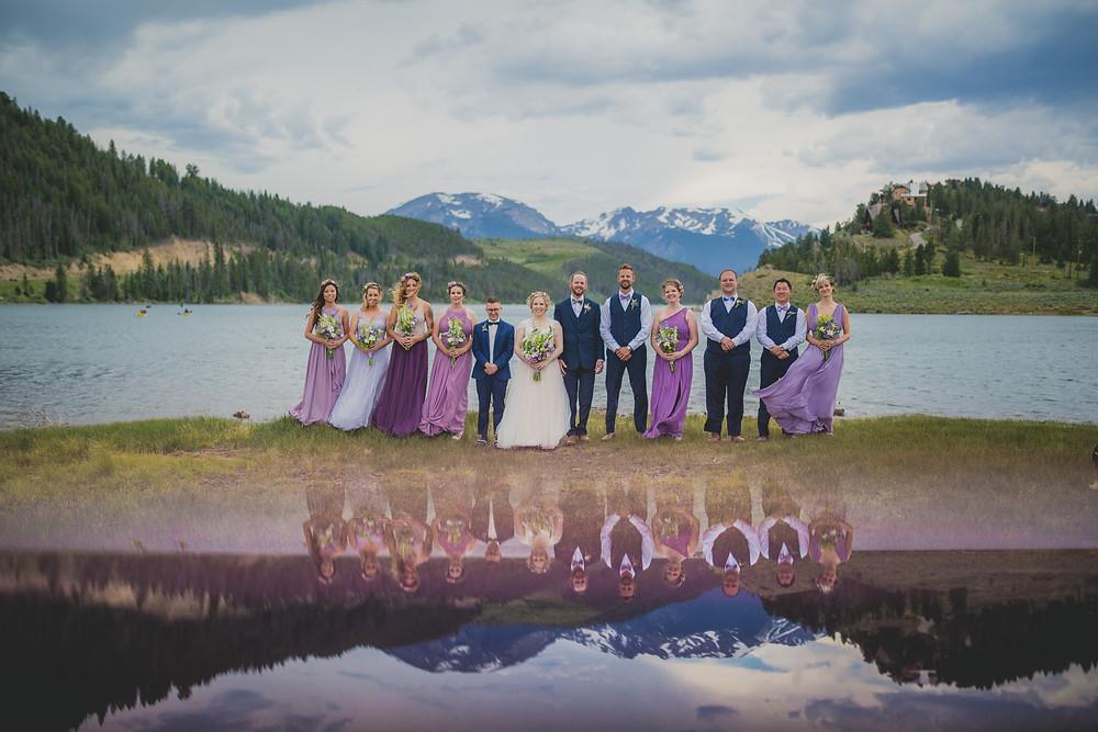 ABasin Wedding Planner - Wedding Party