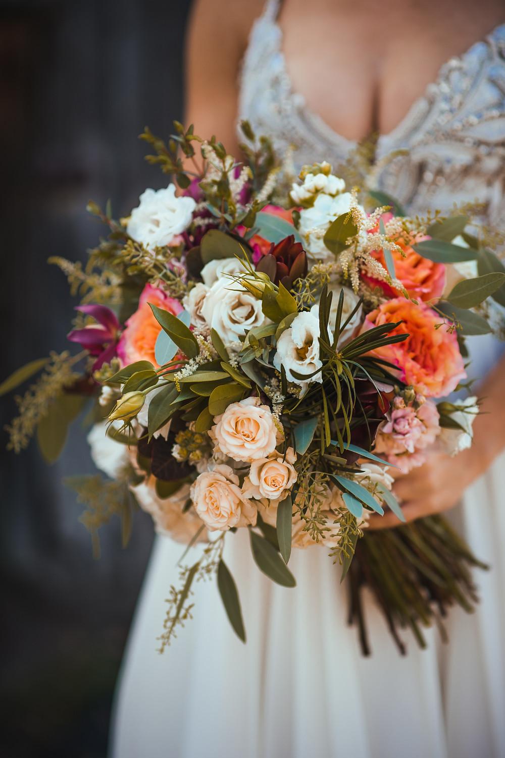 Keystone Wedding Planner - Bridal Bouquet