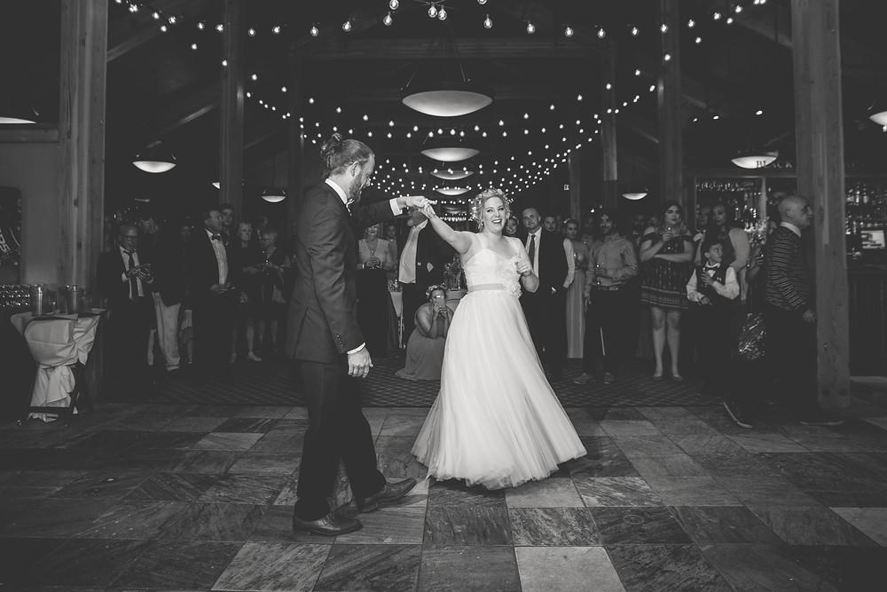 ABasin Wedding Planner  - First Dance