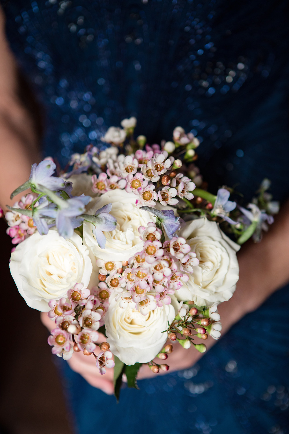 Keystone Wedding Planner - Alpenglow Stube Wedding - Mother of the Bride Bridal Bouquet