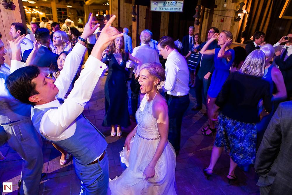 Breckenridge Wedding Planner - Ten Mile Station - Wedding Couple