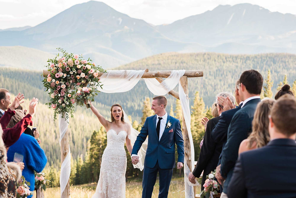 Timber Ridge Wedding - Keystone Wedding - Colorado Wedding