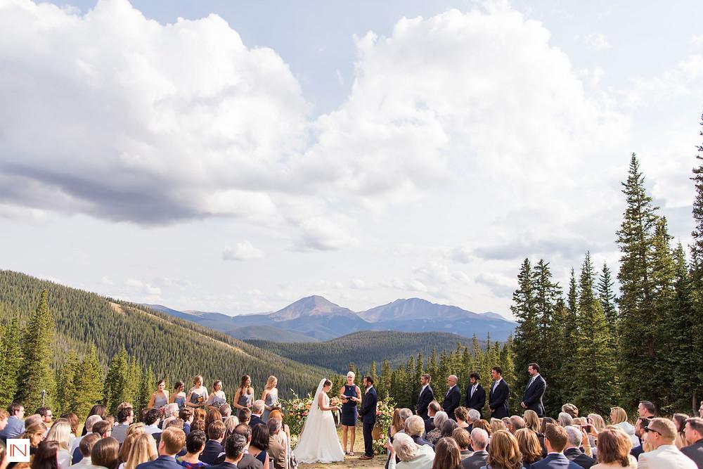 Keystone Wedding Planner - Timber Ridge Wedding - Wedding Ceremony