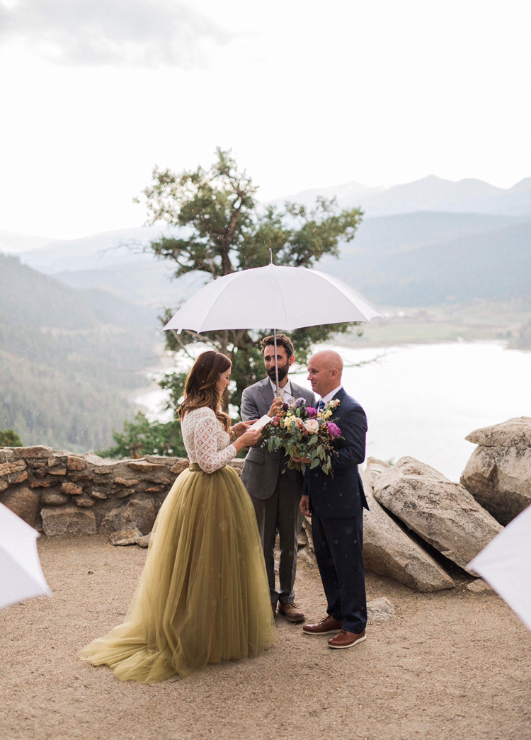 Breckenridge Wedding Planner - Wedding Ceremony
