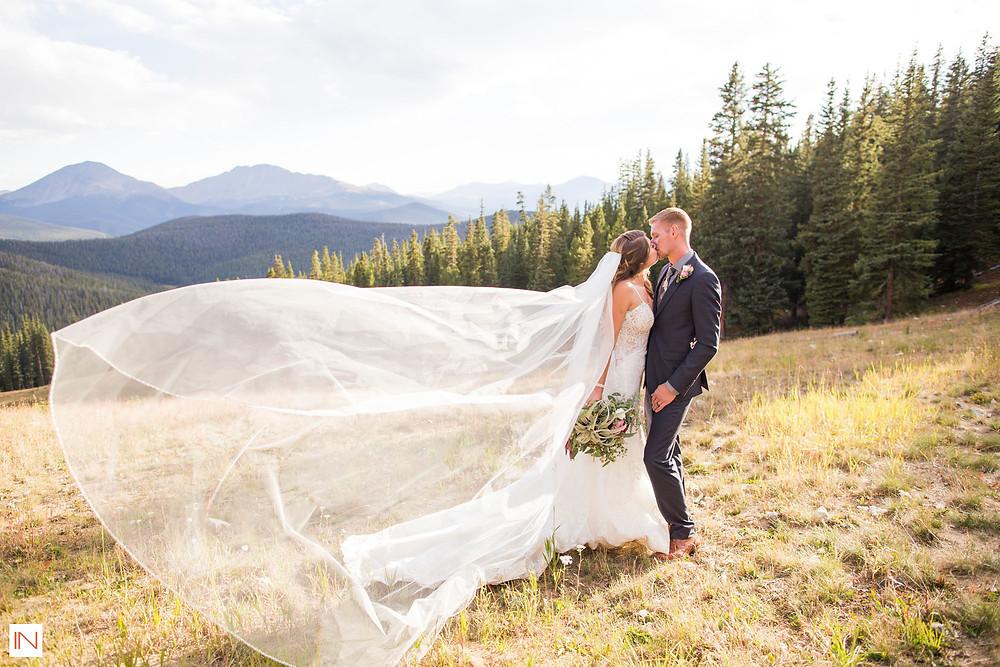 Breckenridge Wedding - Wedding Veil