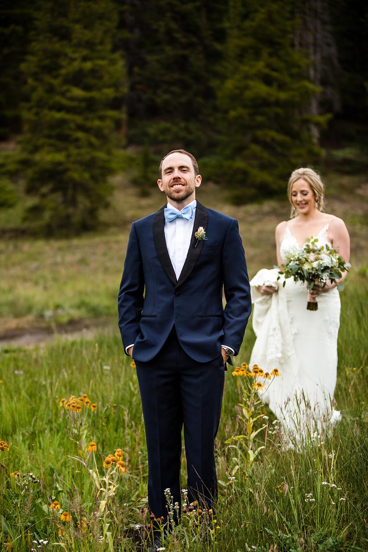 Breckenridge Wedding Planner - The Lodge at Breckenridge Wedding - First Look