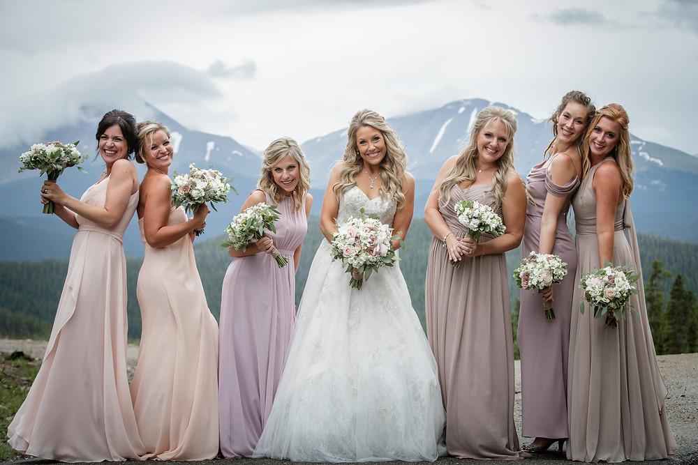 Colorado Wedding Planner - Colorado Bridesmaids