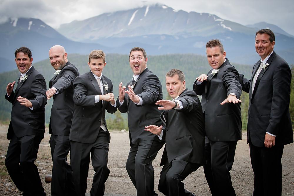 Colorado Wedding Planner - Colorado Groomsmen