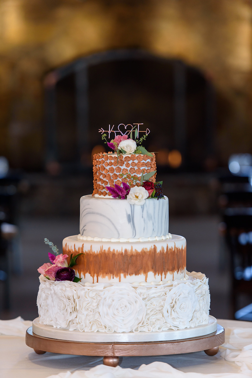 Keystone Wedding Planner - Timber Ridge Wedding - Wedding Cake
