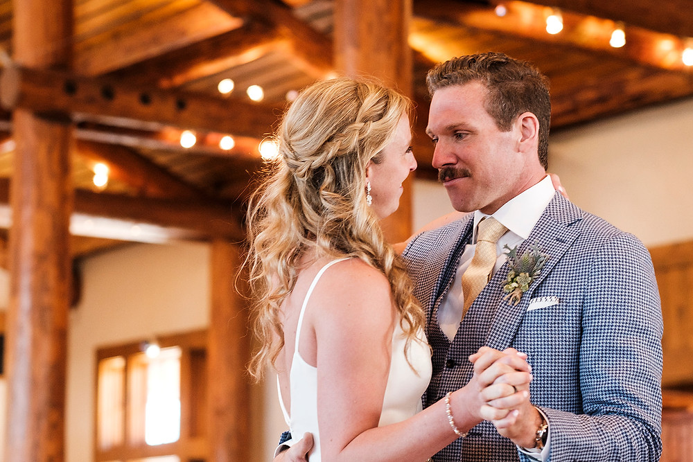 Keystone Wedding Planner - Timber Ridge Wedding - First Dance